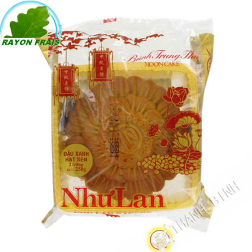 Gâteau de lune soja-lotus-durian 2T 250g - NHU LAN