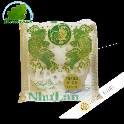 Gâteau de lune blanc mélange 1T 300g - NHU LAN