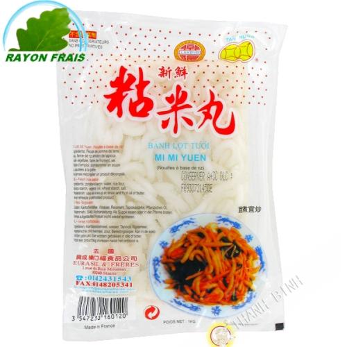 Pâte Udon frais 500g