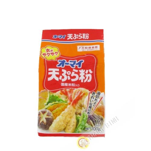 Farine tempura OH MAI 700g Japon