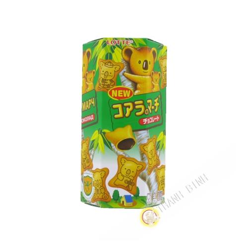 Biscuit Koala au chocolat LOTTE 49g Chine