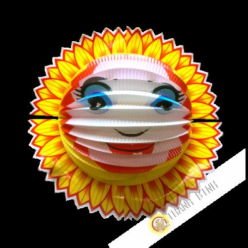 Lanterne fleur tournesol Trung Thu