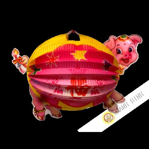 Lanterne cochon Trung Thu