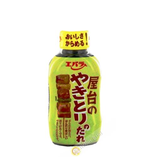 Sauce pour brochette 240g JP