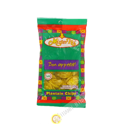 Chip banane plantain sale 85g - Afrique