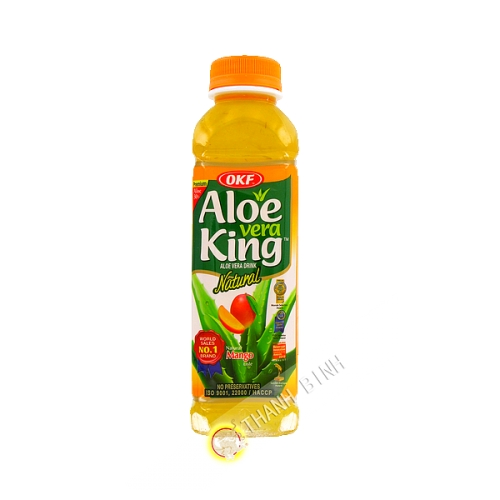 Boisson d'Aloe vera - Mangue 500ml King
