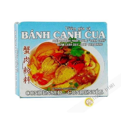 Cube banh canh cua 75g