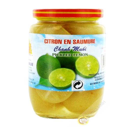Citron saumure 400g