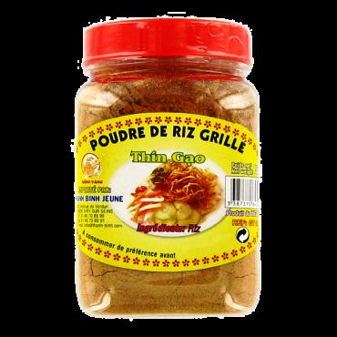Epice asiatique poudre riz grille 150g - Poudre de riz cuisine ...