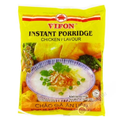 Soupe riz poulet Vifon 50g