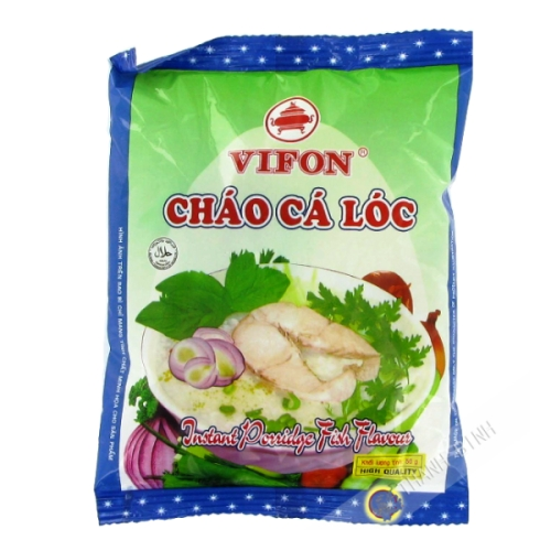 Soupe riz poisson Vifon 50g