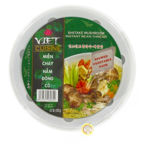 Soupe  vermicelle vegetarien Bol Viet Cuisine 120g