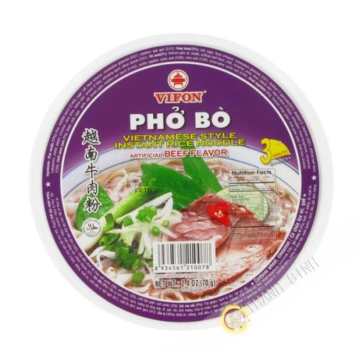 Soupe pho boeuf bol VIFON 70g Vietnam