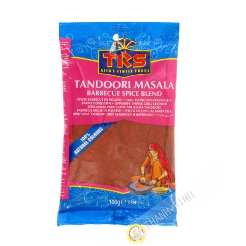 Tandoori Masala en poudre TRS 100g Royaume-Uni