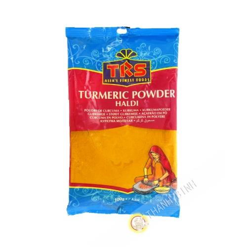 Curcuma en poudre TRS 100g Inde