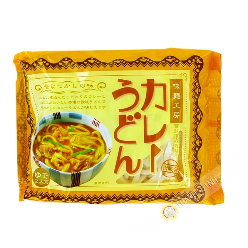 Nouille udon curry 400g JP