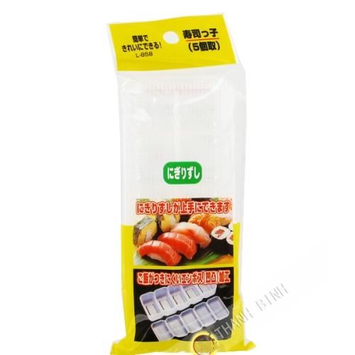 Moule a sushi l-858 10 pcs JP