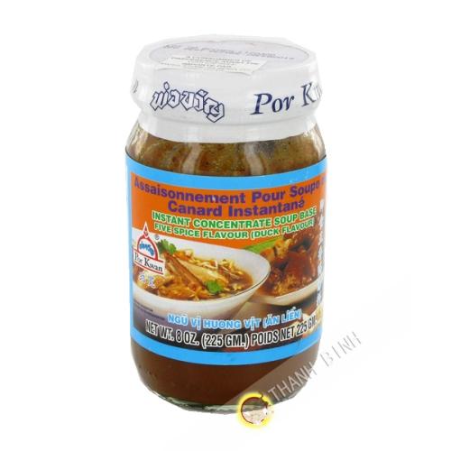 Preparation soupe canard 225g