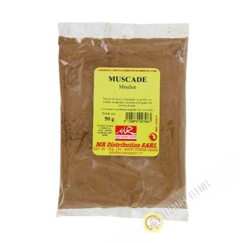 Muscade Moulu 50g