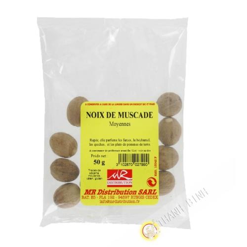 Noix de Muscade 50g
