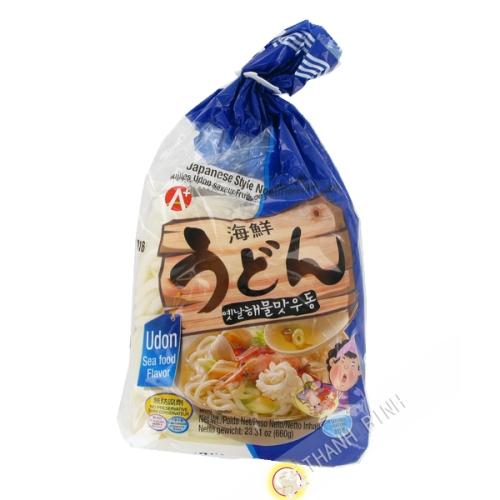Nouille udon fruit de mer 660g - Corée