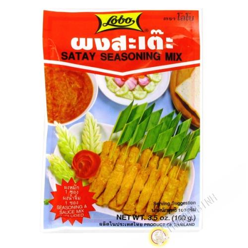 Assaisonnement brochette Thai 100g