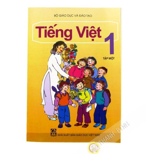 Tieng Viet 1 - Tap 1