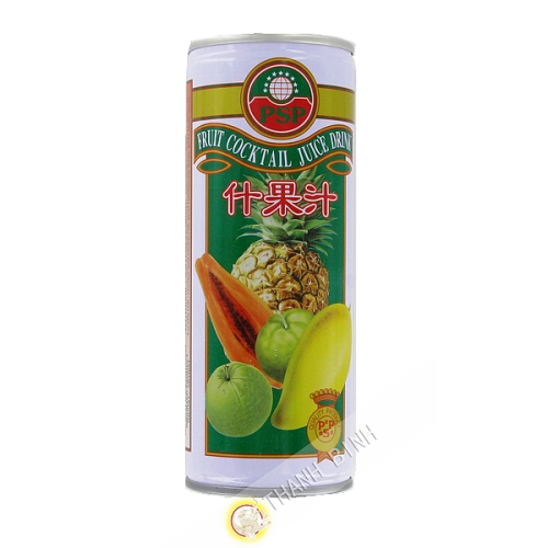 Jus de fruits mélanges 250ml