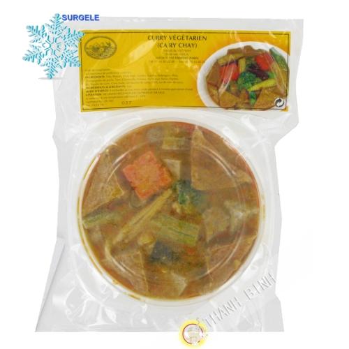 Curry végétarien 400g
