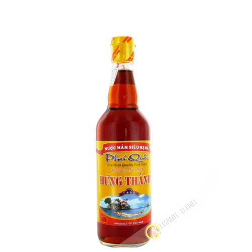 Sauce poisson PQ 35° 50cl