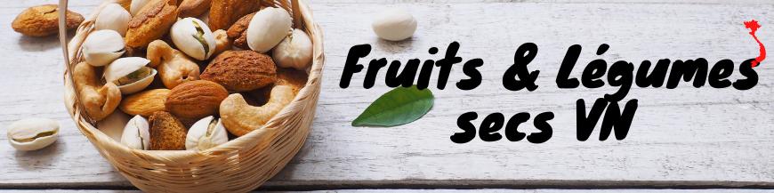 Fruits & Légumes sechés VN