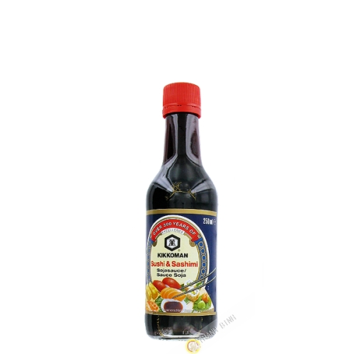 Soy Sauce Sushi and Sashimi KIKKOMAN 250ml Holland