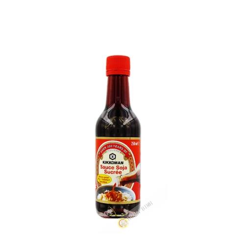 Soy Sauce, sweet KIKKOMAN 250ml Holland