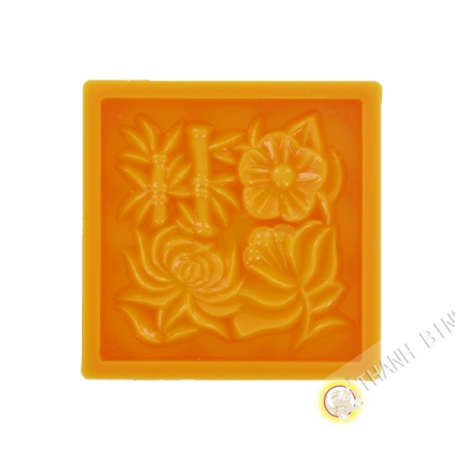 Mold Cake Moon Square 300g