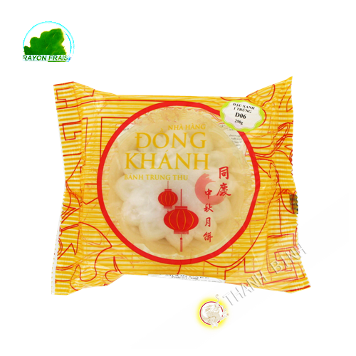 Cake moon white soy 1T DONG KHANH 250g Vietnam