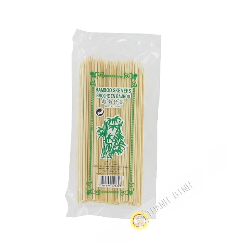 Pique brochette en bambou