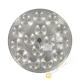 Molde Banh Beo de acero inoxidable de 28 o 32 cm de Vietnam