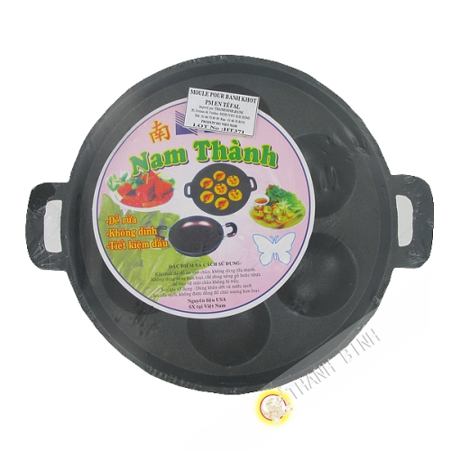 Stampo Banh Khot in Tefal