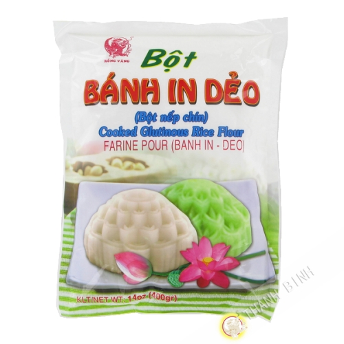 Flour cake-in-wd DRAGON GOLD 400g Vietnam