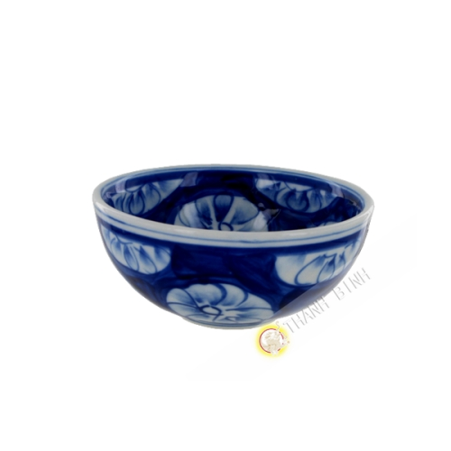 Bol à riz  Hoa Mai en porcelaine 11cm, 13cm