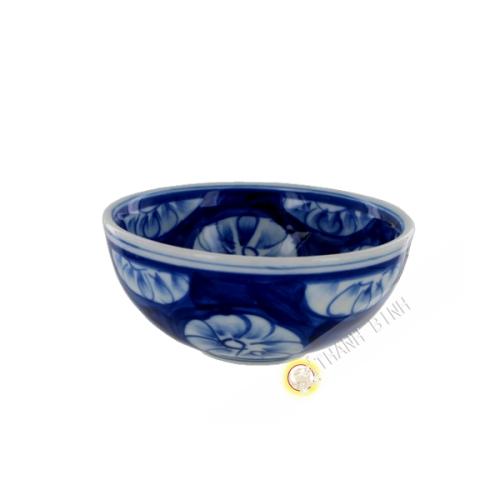 Ciotola di riso Hoa Può porcellana, 11 cm, 13 cm