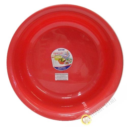 Basin, round plastic 40cm