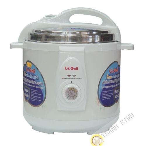 Cuiseur pression électrique 6L 1000W GALI