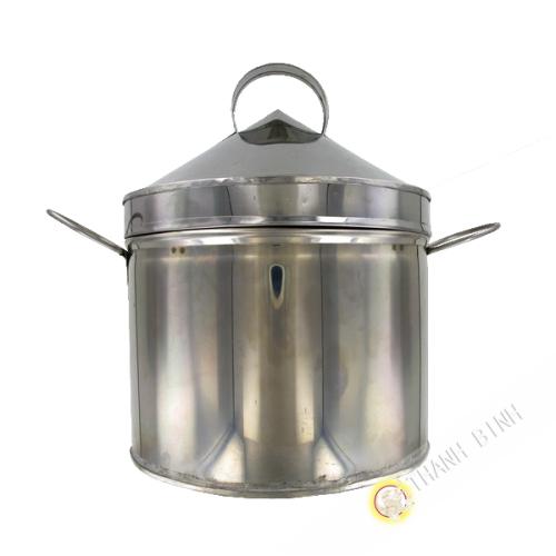 Pot Banh Cuon 22cm, 28cm Dragon Gold