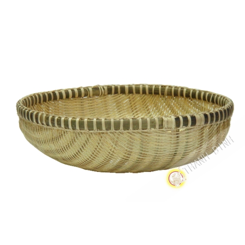"""Carro de """"RA"""" de bambú, 26 cm, 30 cm"""