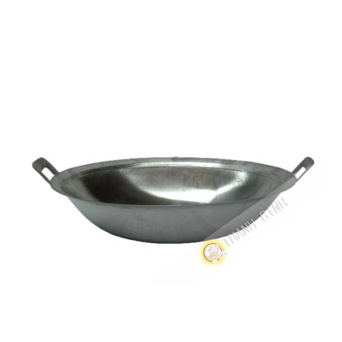 Sartén Wok de aluminio de 30 cm