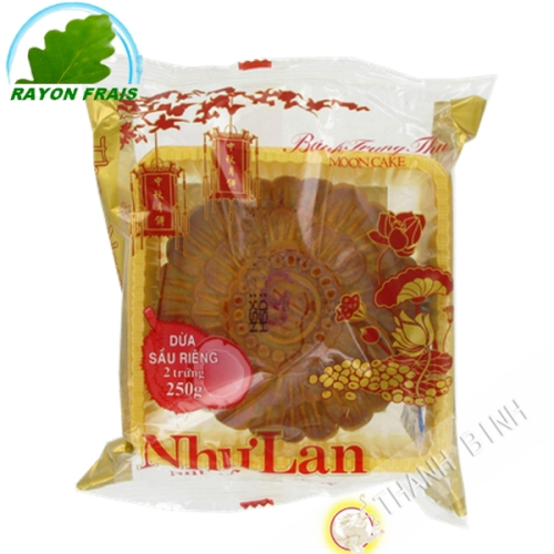 Cake moon coconut-durian 2T 250g - NHU LAN