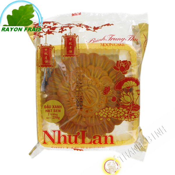 Cake of the moon, soybean-lotus-durian 2T NHU LAN 250g Vietnam