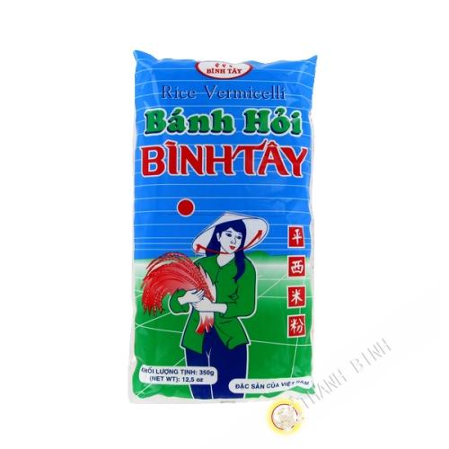 Rice vermicelli fine Banh hoi BINH TAY 350g Vietnam