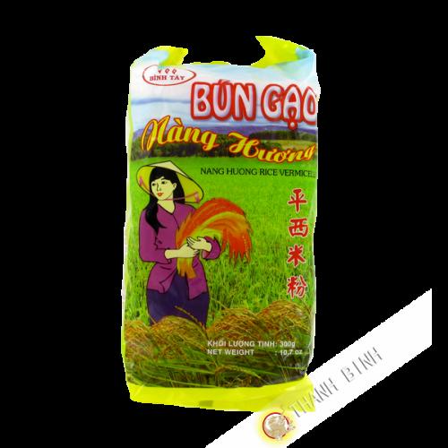 Fideos de arroz NANG HUONG 300g de Vietnam